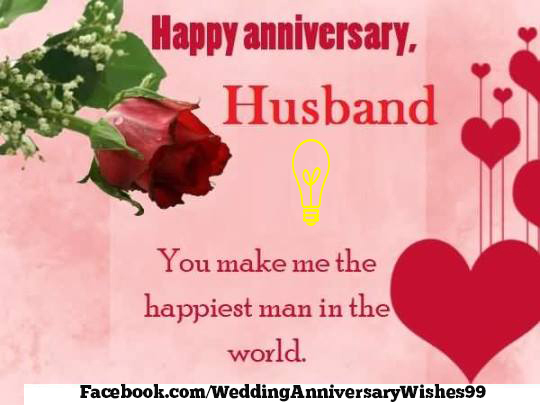 Wedding anniversary wishes images all wishes happy wedding anniversary wishes from husband to wife m4hsunfo
