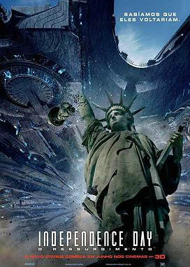 Independence Day: O Ressurgimento Dublado