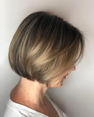 balayage blonde 2019