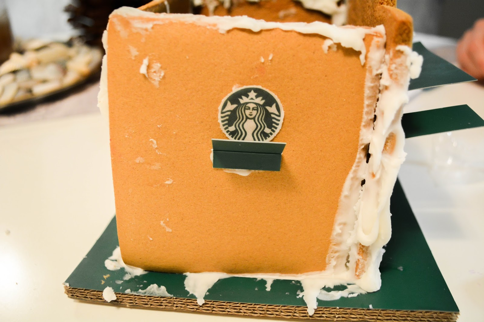 Starbucks Gingerbread Café