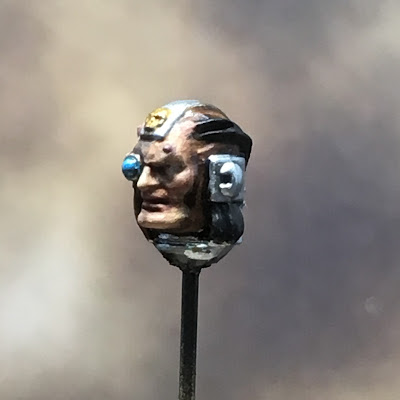 WIP Grand Master in Nemesis Dreadknight Head Left Profile