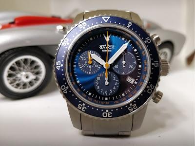 Gavox Roads Limited Edition watch