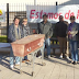 """SÁENZ PEÑA: CON UN ATAÚD, UPCP RECLAMÓ EN EL HOSPITAL """"4 DE JUNIO"""" Y EL PARO CONTINÚA HASTA EL VIERNES"""