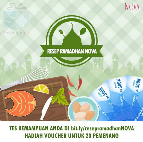 Resep Ramadhan Nova