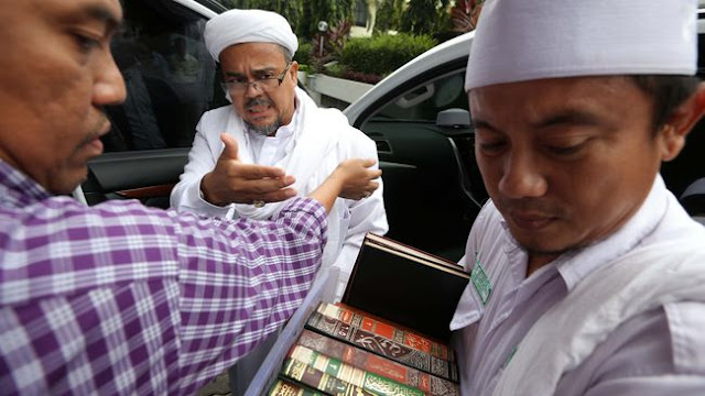 Saya Berharap Jokowi Dapat Dinasehati JK Soal Rizieq