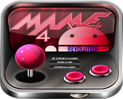 Mame Android: MAME4 DROID REVOLUTION