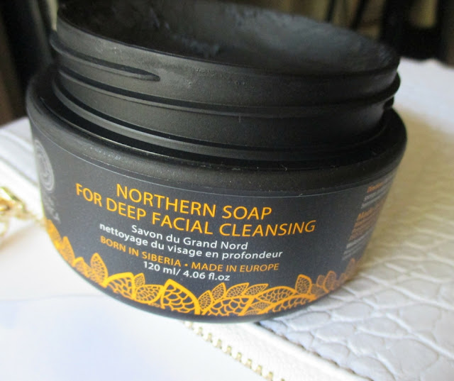 Natura Siberica Northern soap review