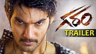 Garam Theatrical Trailer __ Aadi, Adah Sharma – Filmy Focus