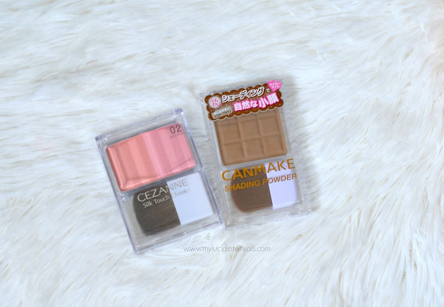 canmake bronzer