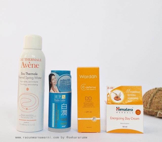 Skincare Sehari-hari