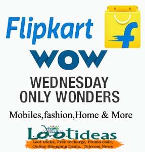 Flipkart offers (today special offer)