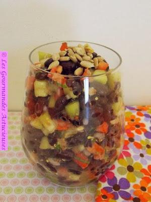 Comment faire une salade complète ?