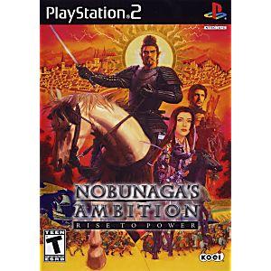 Nobunaga's Ambition Rise to Power