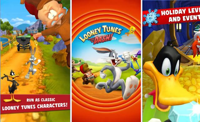 Looney Tunes Dash Mod Apk