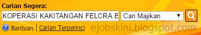 Jawatan Kosong Koperasi FELCRA (M) Berhad September 2016