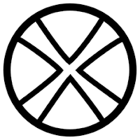 Star and Snake of Egypt: Cross-Mark 'place' determinative