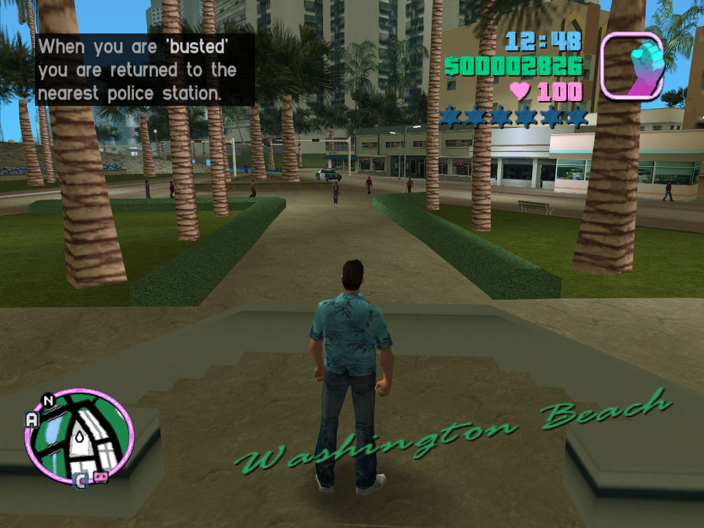Infinite Games Grand Theft Auto Vice City-2395