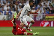 Bayern's Robben Feeling Robbed at Bernabeu