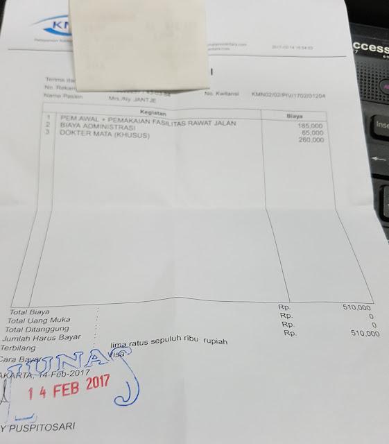 MamiE FuNkY  OPERASI KATARAK DI KLINIK MATA NUSANTARA a5e9b90bfe