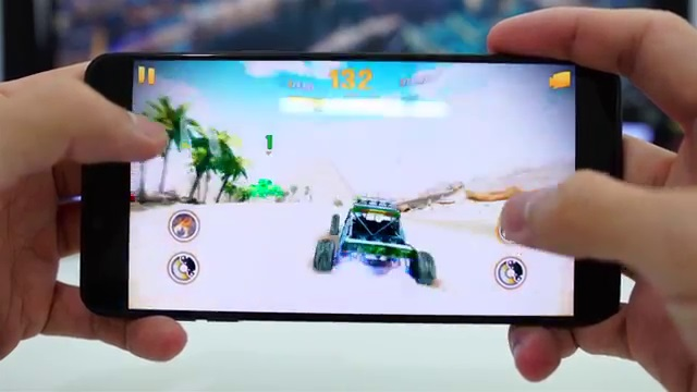 Main Game di Samsung Galaxy C9 Pro