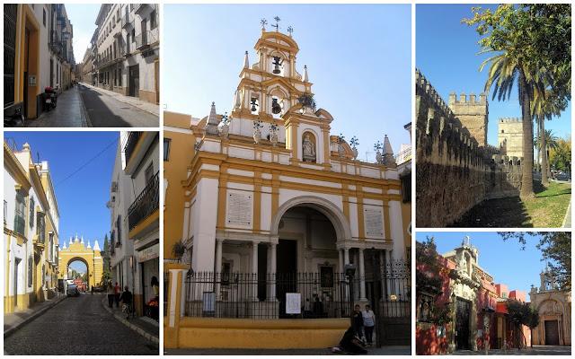 Iglesia de la Macarena en Sevilla