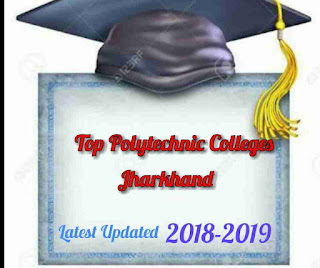 top polytechnic colleges jharkhand