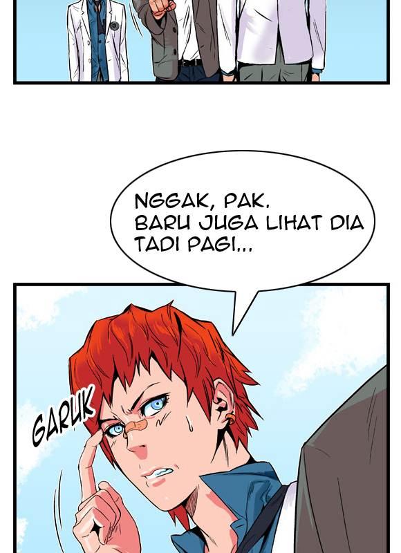 Webtoon Noblesse Bahasa Indonesia Chapter 04