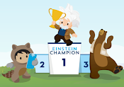 Salesforce Einstein Champion 2020