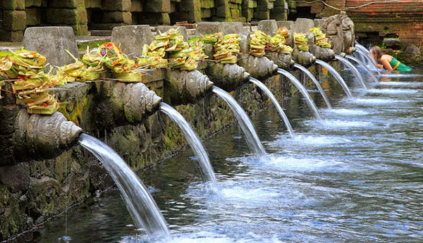 Tirta Empul Temple - Bali Kintamani Sightseeing Tour