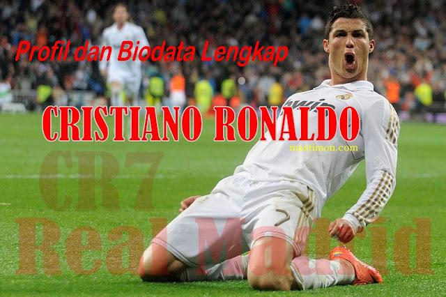 Profil dan Biodata lengkap Cristiano Ronaldo sepanjang Karier di Sepak Bola