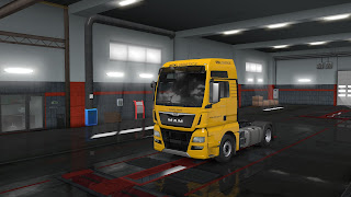 ets 2 european logistics companies paint jobs pack v1.1 screenshots 10, kita logistics