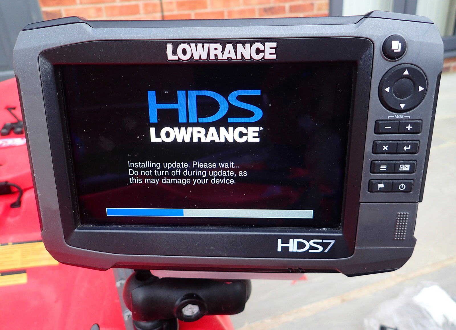 Saltwater kayak fisherman: UPGRADE - Lowrance TotalScan All-In-One