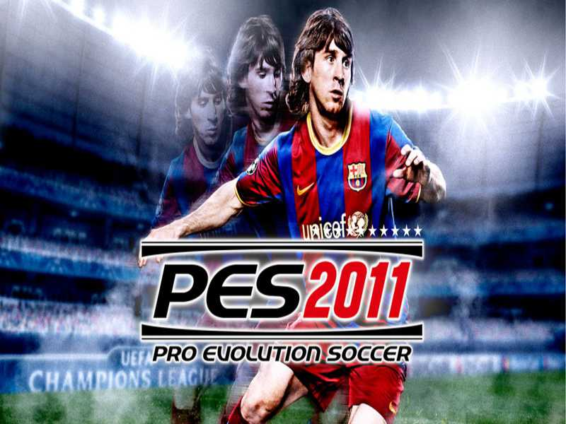 Download PES Pro Evolution Soccer 2011 Game PC Free on Windows 7,8,10