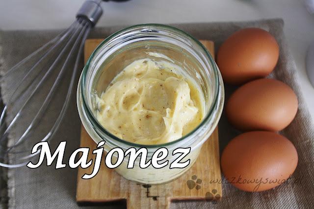 Domowy majonez