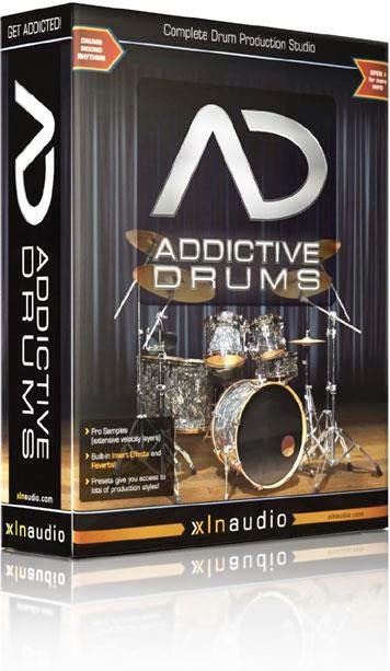 Addictive Drums 2.0.0 MAC Image