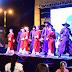 Domingo de peña folclórica en el Paseo Ferroviario