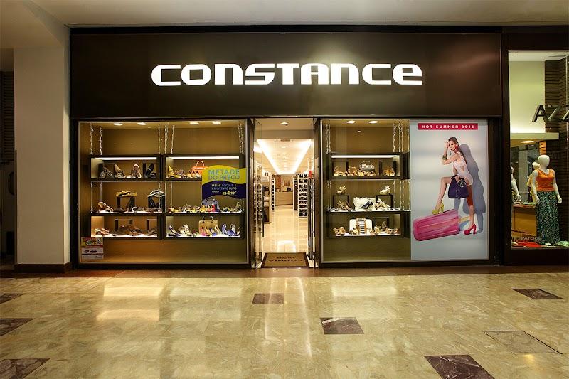 Constance avança para o interior de Minas Gerais