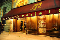 Restaurant Chez Maxime Drummodville Menu