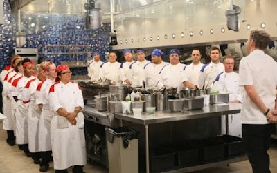 Hell's Kitchen Season 12