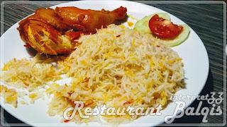 gambar nasi arab Restoran Balqis