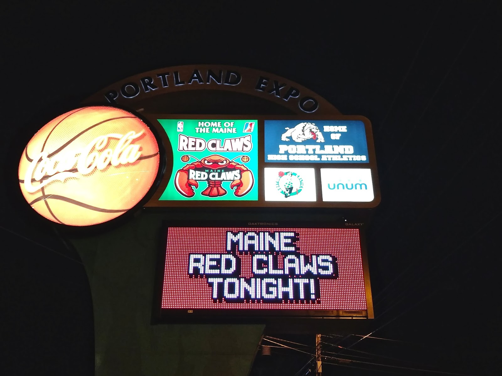 Sports Road Trips: Delaware 87ers 131 at Maine Red Claws 138
