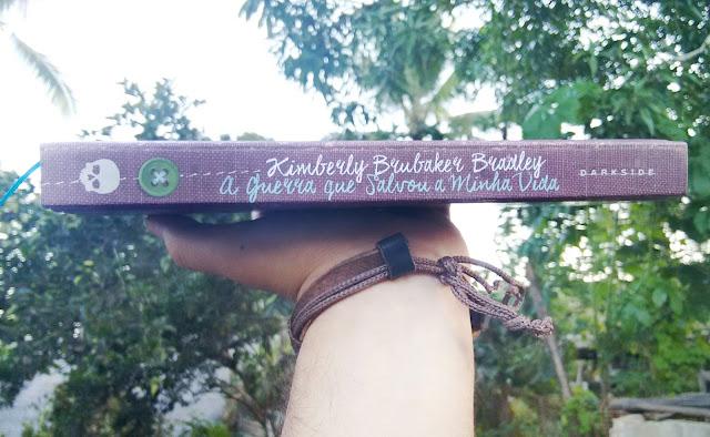 resenha a guerra que salvou a minha vida de Kimberly Brubaker Bradley