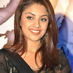 Richa Gangopadhyay Latest Photos In Black Salwar Kameez