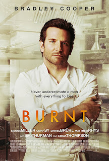 Review of Burnt (the movie)