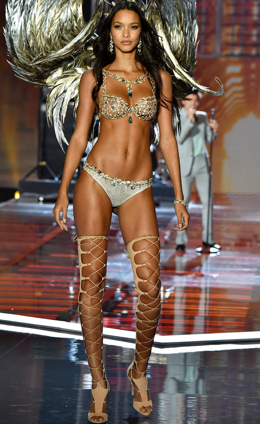 LAIS RIBEIRO  2017 VICTORIA'S SECRET FASHION SHOW