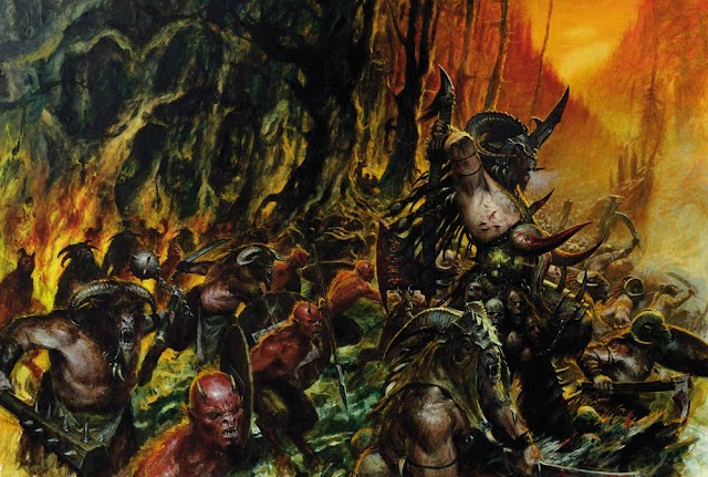 Beasts of Chaos in the New Edition