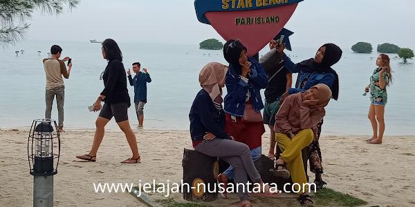 paket wisata open trip private trip pulau pari 2 hari 1 malam murah