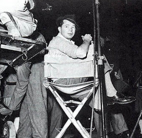Billy Wilder detrás de las cámaras
