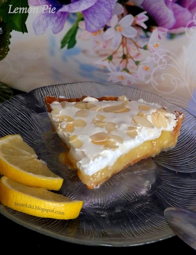 Lemon Pie... η Αμερικάνα