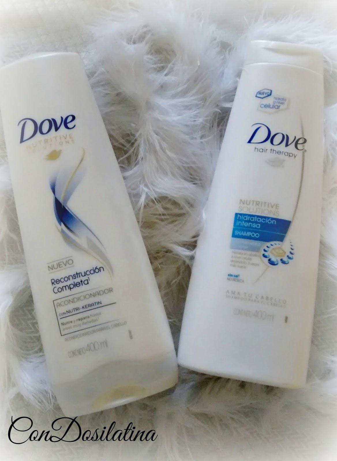 Condosilatina shampoo y acondicionador dove - Sal para piscinas precio ...